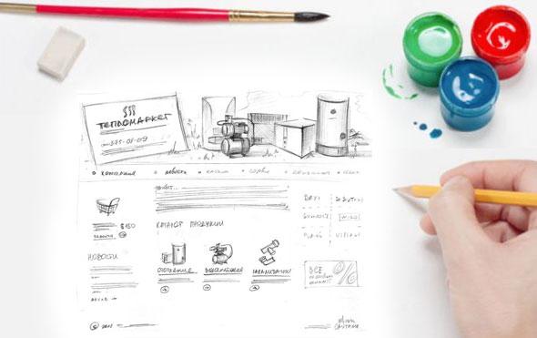 Вебдизайн создание сайтов как сделать меню для сайта с подпунктами
